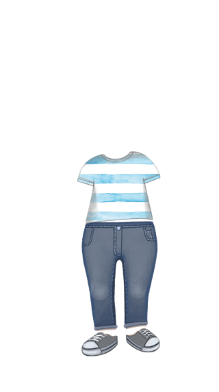 girl_outfit_jeansTee_bluestripe