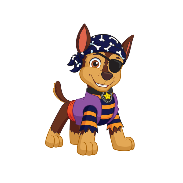 Paw Patrol Personalized Halloween Plush 2020