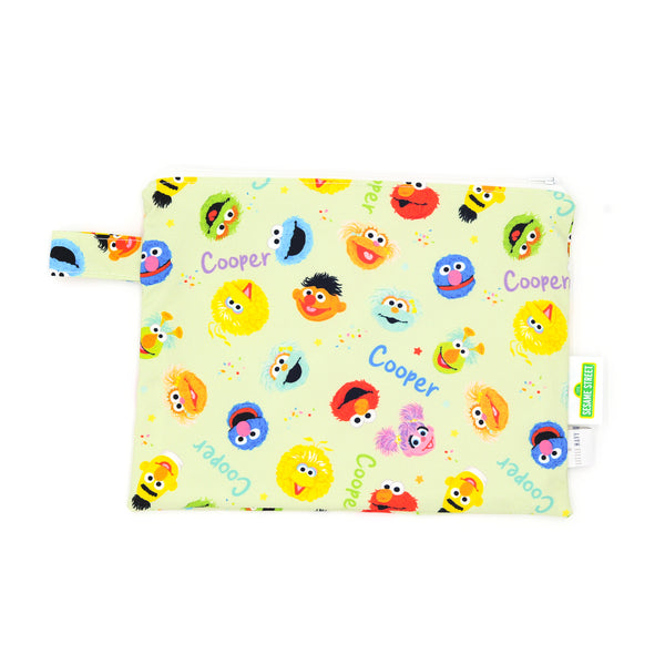 Sesame Street - Personalized Wet/Dry Bag