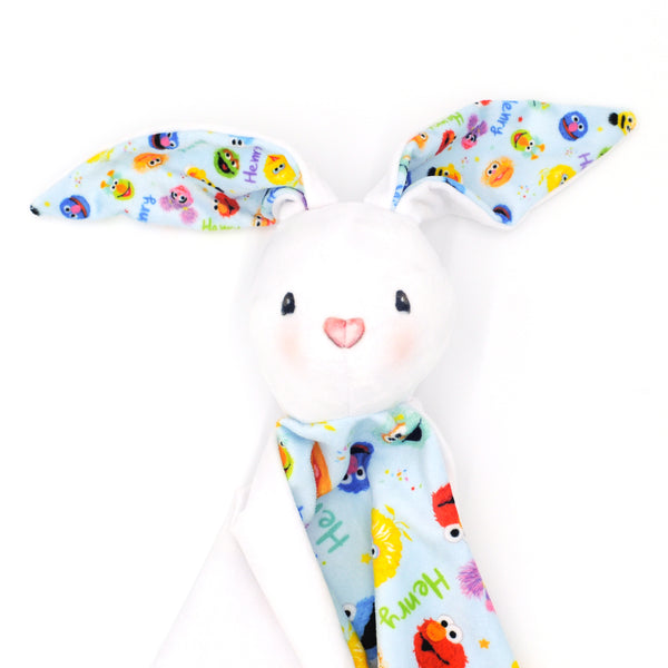 Sesame Street - Personalized Bunny Lovie