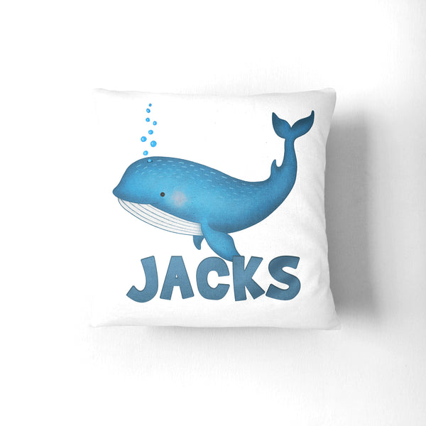 Animal World - Decorative Pillow