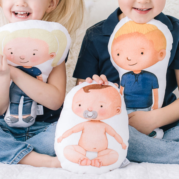 Little Me Collection - Cushion Kid™ - BABY