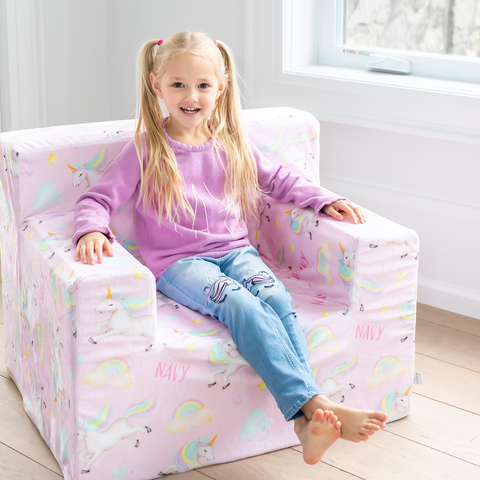 Personalized Everyday Foam Chair