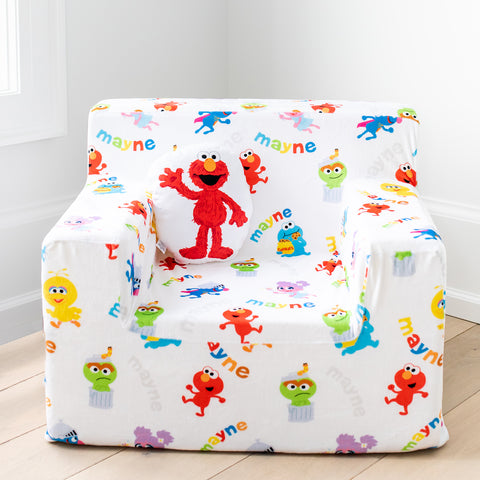 Sesame Street - Personalized Everyday Foam Chair