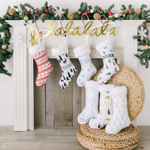 Holiday Stockings
