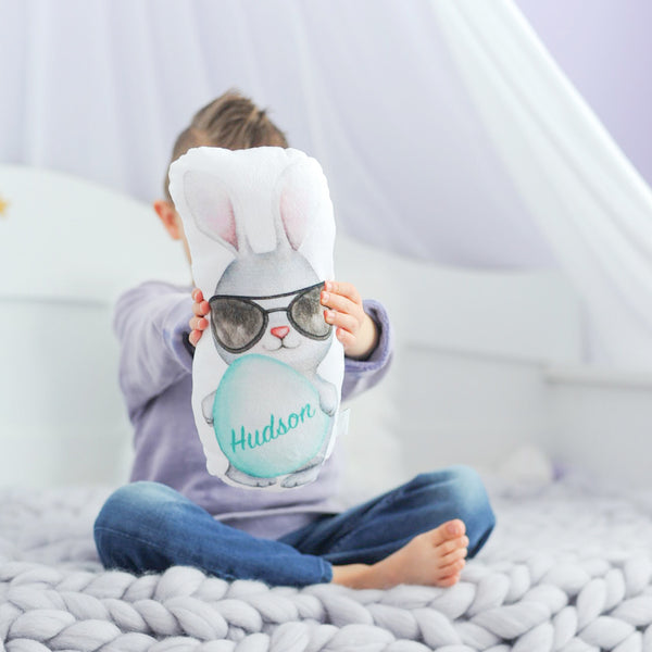 Personalized Easter Bunny