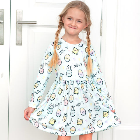 Personalized Easter Dress