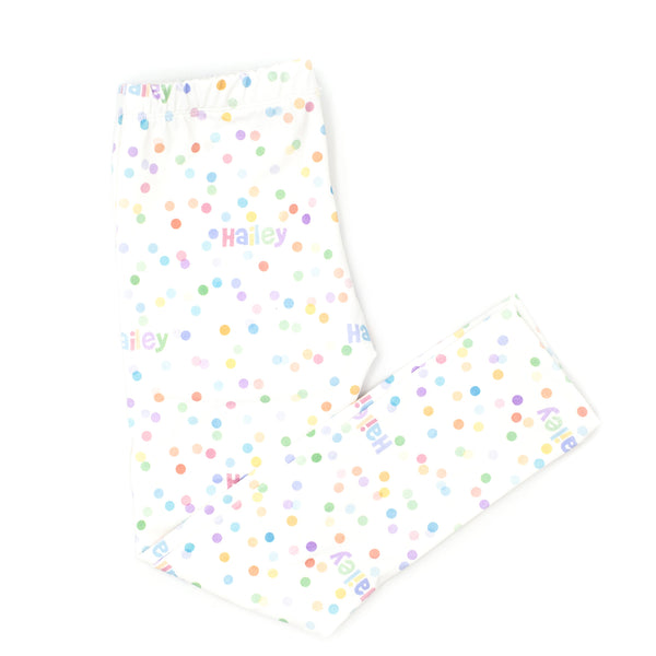 Easter Personalized Leggings - Kids