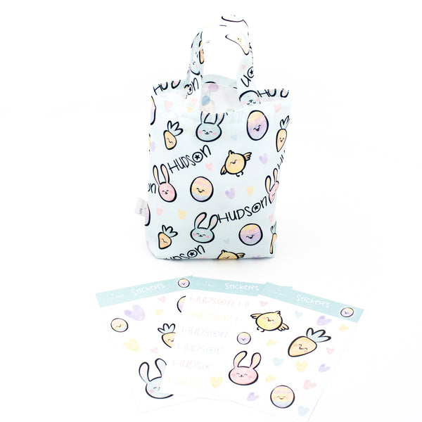 Easter Tote Bag 2021 - Hoppy Easter