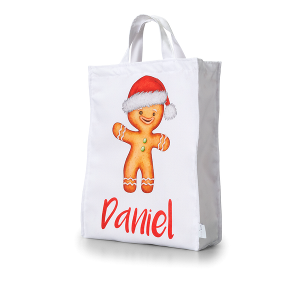 Holiday GingerBread Tote 2020