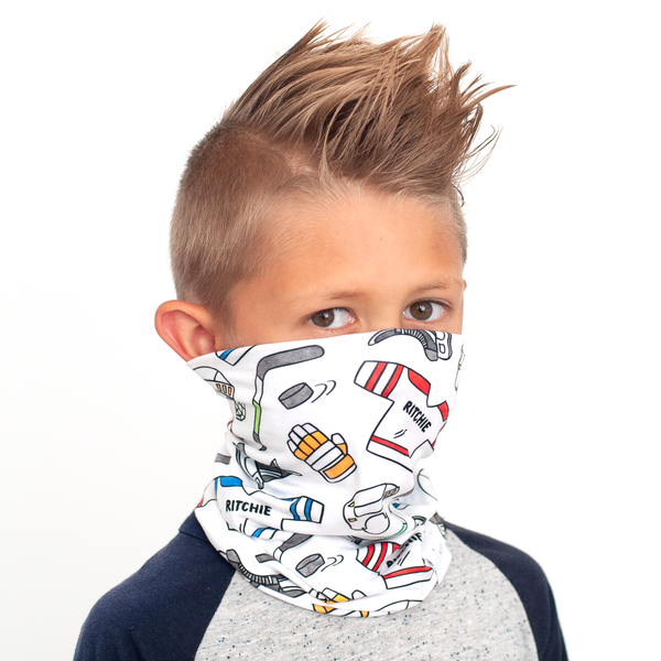 Personalized Neck Gaiter - Face Covering