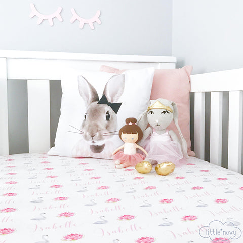 Personalized Crib Sheets
