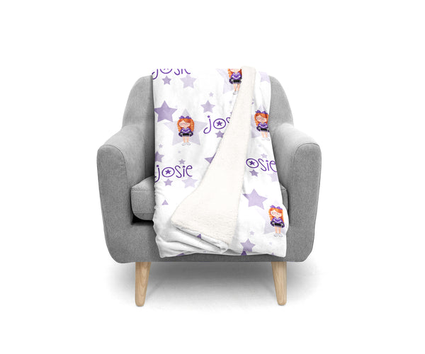 Little Me Collection - Yummy Soft Blanket