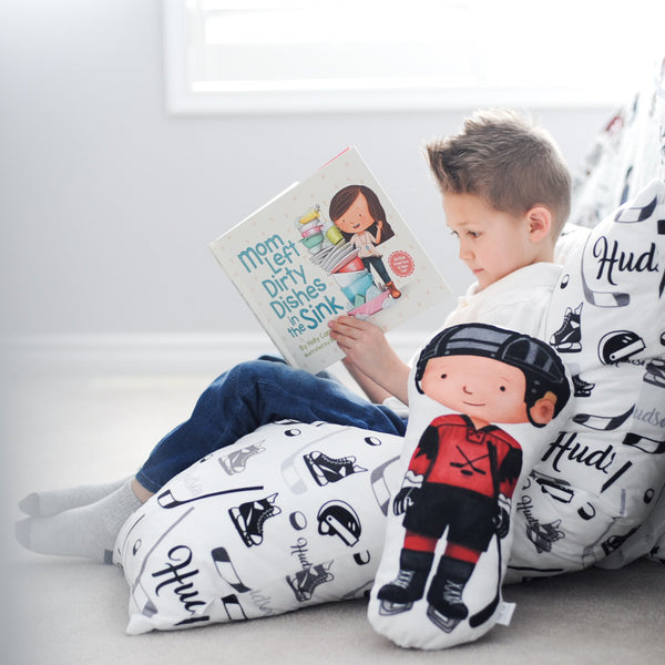 Personalized Kid Floor Cushion