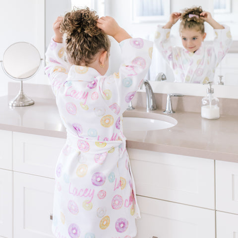 Personalized Kids Robe