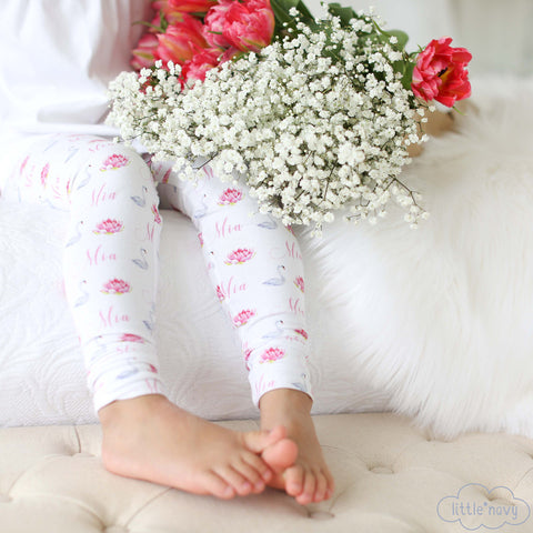 Personalized Leggings - Baby