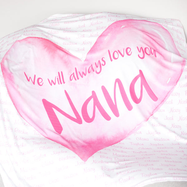 The Nana Blanket