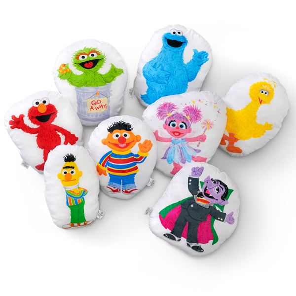 Sesame Street - Plush Cushion