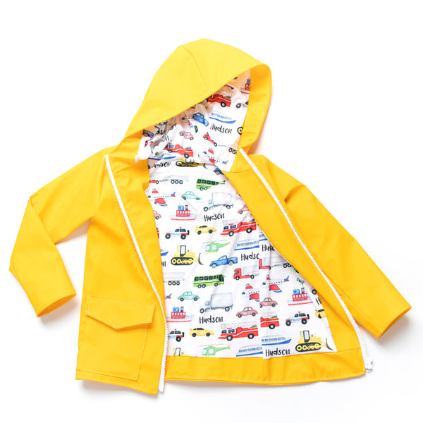 Personalized Raincoat