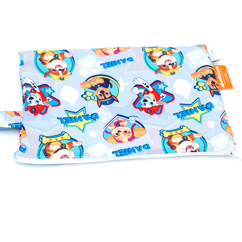 Paw Patrol - Personalized Wet/Dry Bag