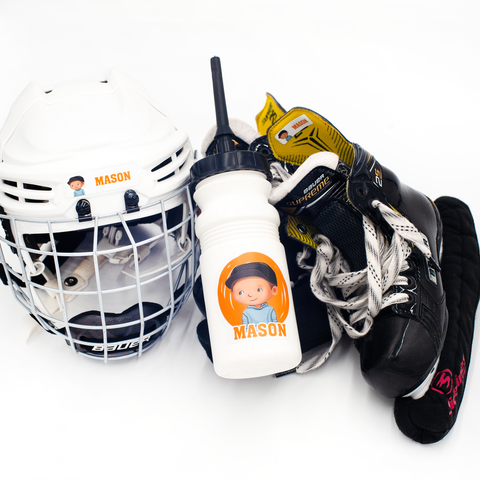 Sticky Labels Sport Pack - Little Me