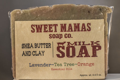 Lavender-Tea Tree-Orange - SOLD OUT