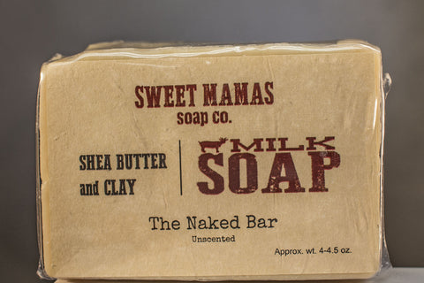 Unscented-The Naked Bar