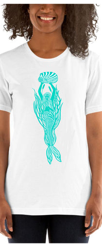Art Nouveau Mermaid T-Shirt