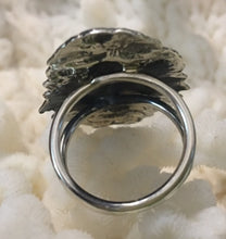 Art Nouveau Mermaid Reproduction Ring