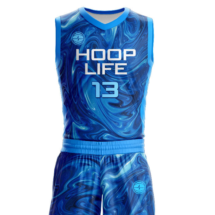 Hooplife® SC Team Uniforms (OOTW Blue) 1