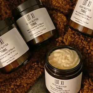 TRIBE HANDCRAFTED BODY BUTTER