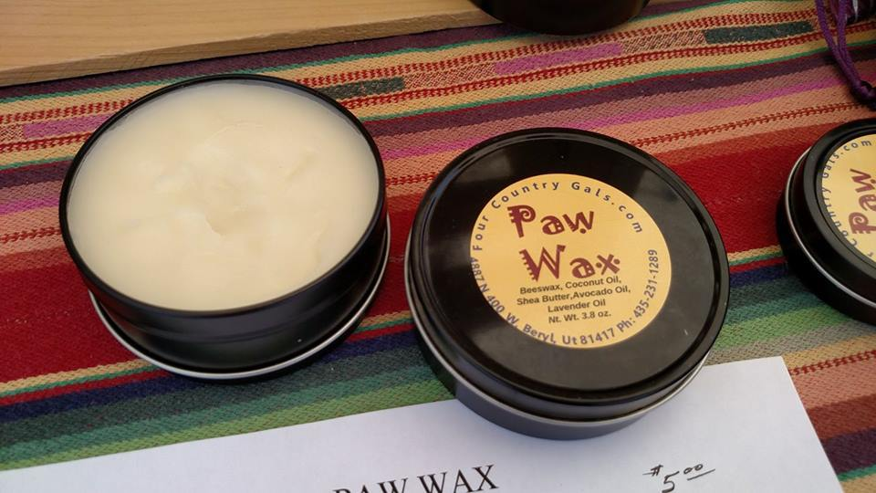 Paw Wax - FourCountryGals.com