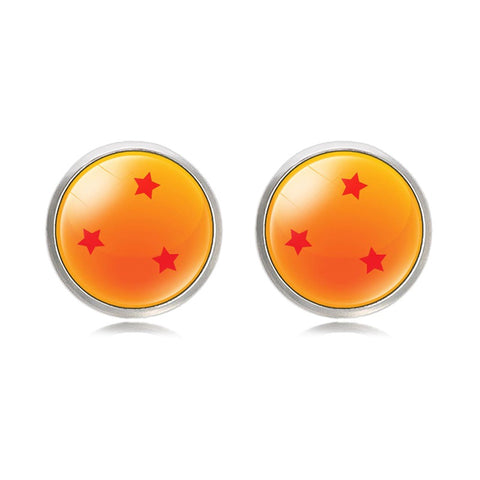 Dragon Ball French Cufflinks Men's Business Shirt Sleeve Buttons