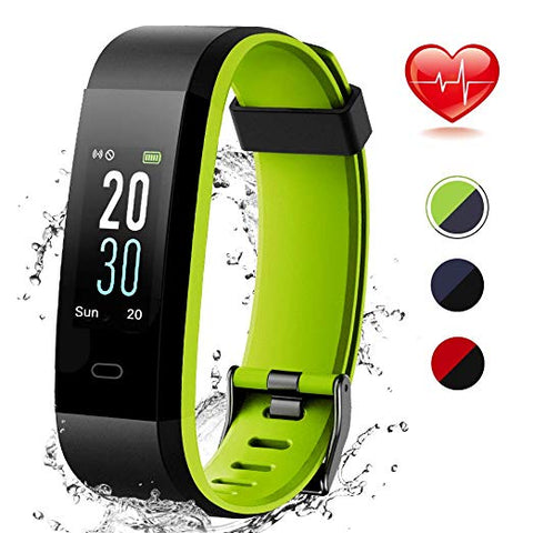 Smart bracelet ID115C dual color watchband bracelet IP68