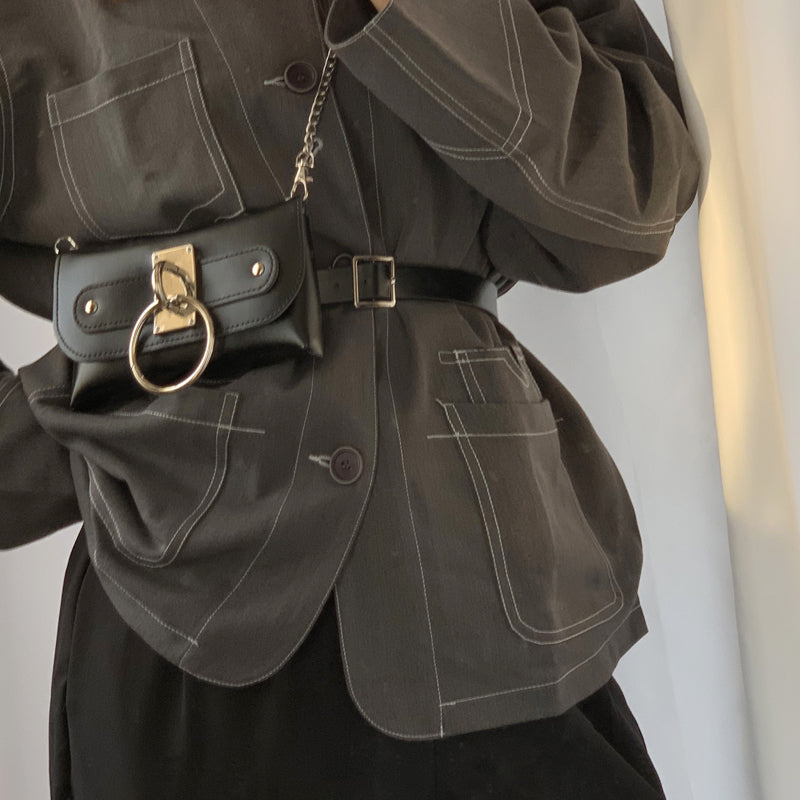 Fashion belt waist bag