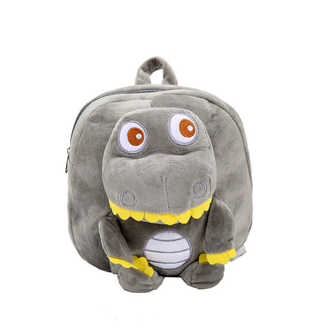 Manufacturers selling plush cartoon small backpack back 1-6 years old infants