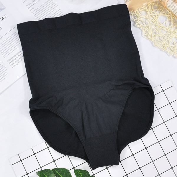 High-Waisted Women's Briefs Seamless Waist Pants