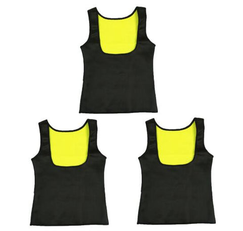 3 units - Slimming Thermo Vest