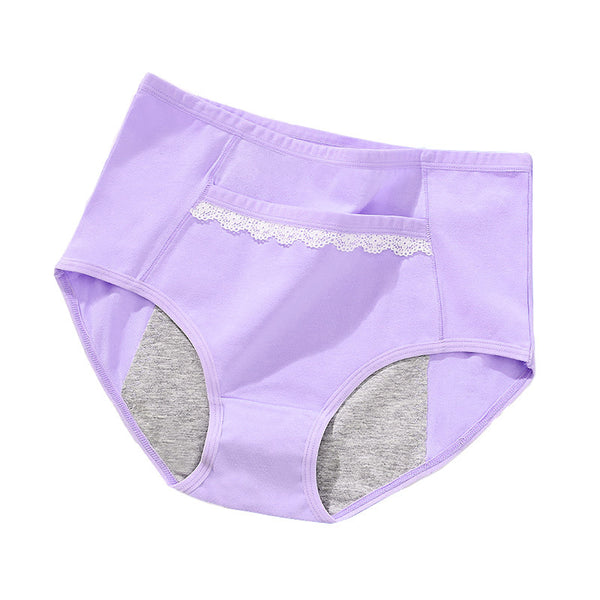 Pocket cotton briefs