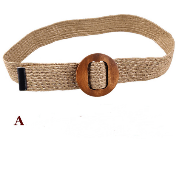Hemp rope belt