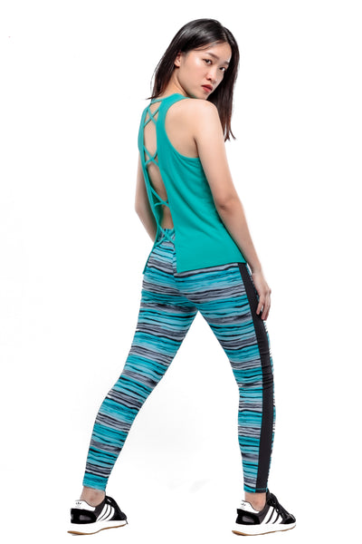 Women Knitted Yoga Pants Brand HYDRA