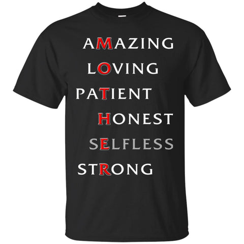 3b63718b Family Mother Shirts Adjectives Words T shirts, Funny Mom Shirt, Mom T –  Fantastic Gifts Store