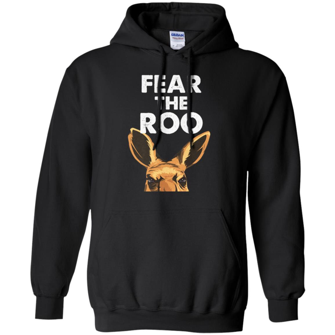 Fear the Roo Shirt  Animal Gift Shirt  Funny Animal Shirt  Animal T Shirt