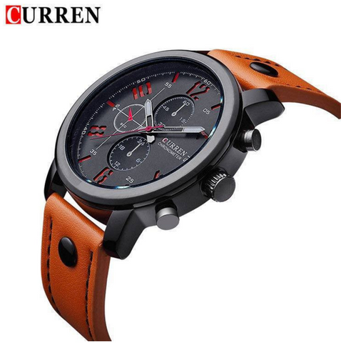 CURREN Luxury Casual Men Watches