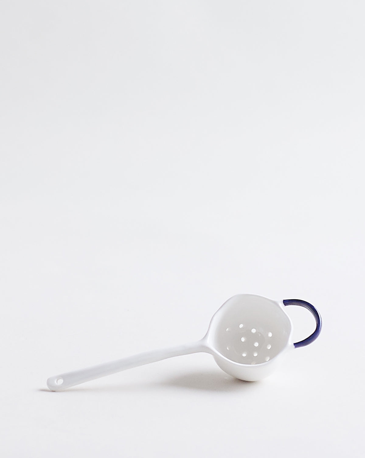 Cobalt Tea Strainer