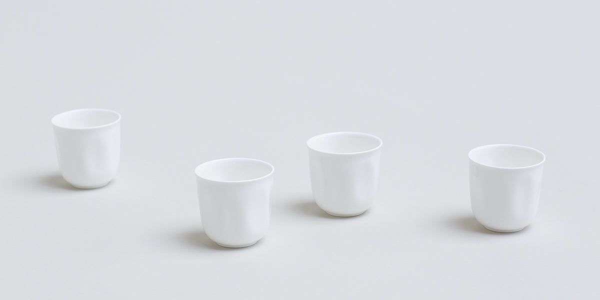 Set of 4 Coffee Beakers (out of stock)