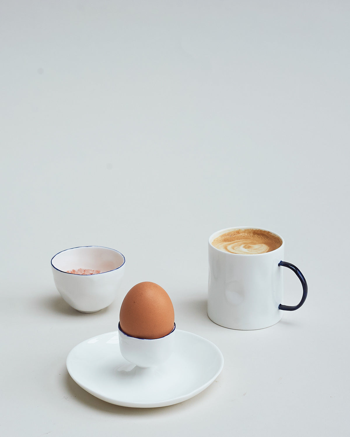 Cobalt Egg Cup (without lid)