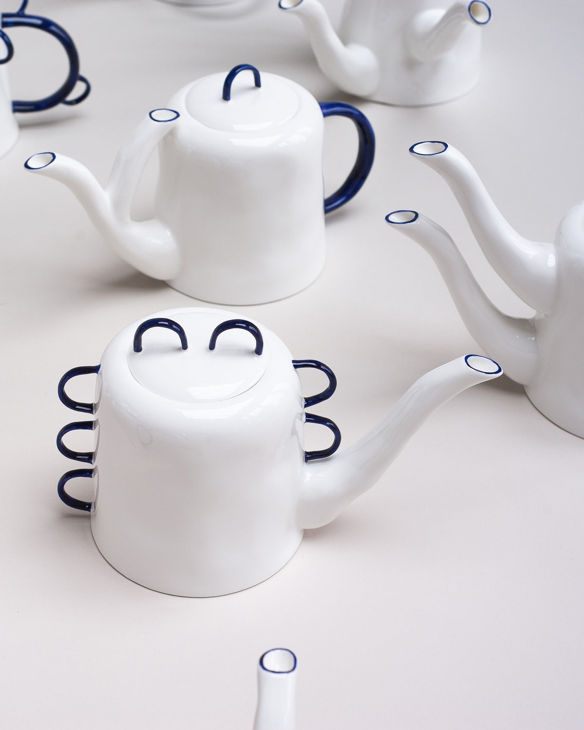 Surreal Teapot Two
