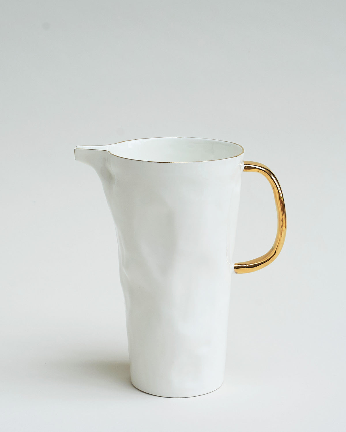 Gold Water Jug