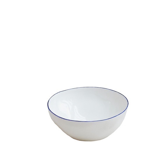 Cobalt Ice Cream Bowl